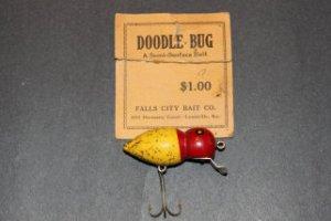 Brown Doodlebug
