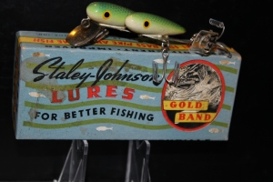 Staley Johnson Twin Minn Lure