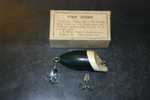 J R Wilson Fish Hawk