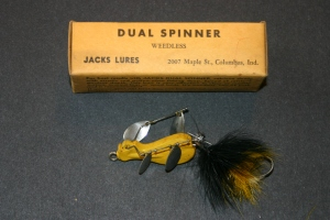 Jacks Dual Spinner