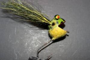Bugeyed Babbler