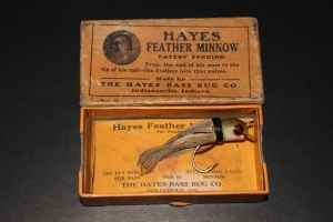 Hayes Feather Minnow Box