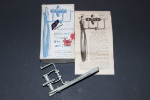 Metzger & Brownlee Leader Wire Twister and Cutter